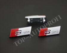 AUDI BADGE STEERING WHEEL S-LINE A2 A3 A4 A5 A6 A7 A8 GENUINE NEW Logo Lenkrad