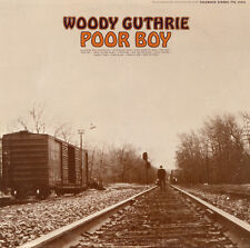Woody Guthrie - Poor Boy [New CD]