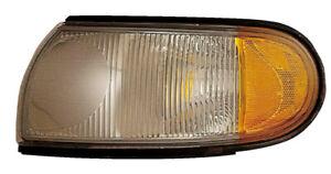 Signal Side Marker Light for 96-98 Nissan Quest/Mercury Villager Driver Left