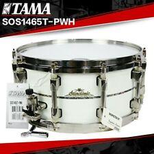 "TAMA Starclassic Piano White Omni-Tune Snare Drum 14"" x 6,5"", Bubinga SOS1465T"