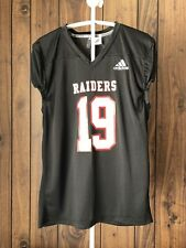 Adidas Men's Raiders 19 Football Black Jersey Size L Sample