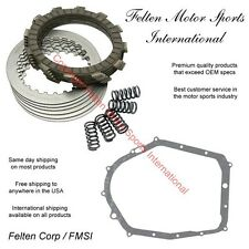 Yamaha Warrior Clutch Kit Set Disks Discs Plates Springs Gasket 350 Warior 96-04