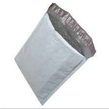 100PCS #000 4x8 Poly Bubble Padded Mailers Envelopes Bags with Self Adhesive