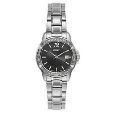 Seiko Crystal Dress Women's Quartz Watch SUR719
