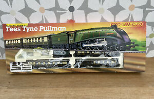 Hornby R770-LN Tees Tyne Pullman Train Just Box And Carriages Included