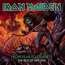 IRON MAIDEN - FROM FEAR TO ETERNITY THE BEST OF 1990-2010 - 2CD