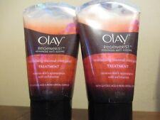 2x Olay Regenerist Thermal Mini-peel Daily Treatment 4 oz (125ml) Discontinued