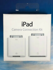 Genuine Apple iPad Camera Connection Kit A1362 A1358 MC531ZM/A for iPad 1, 2, 3
