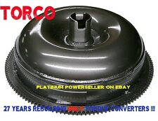 A518 46RE Heavy Duty Lockup 1996 up- Dodge Torque Converter 5.2L 5.9L- 90 degree