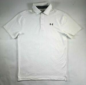 Under Armour Polo Playoff Golf Shirt Short Sleeve Top S M L 2XL 3XL 4XL DEFECT
