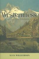 WESTERNNESS - NEW HARDCOVER BOOK