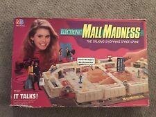 1989 Milton Bradley Mall Madness Electronic Board Game