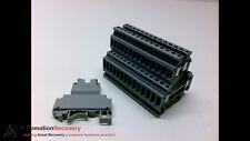 PHOENIX CONTACT UKK 5 - PACK OF 15 - TERMINAL BLOCKS 500V 4MM 300V 25A,  #187934