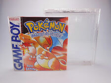POKEMON-Edizione Rossa-Red Edition-Nintendo Gameboy