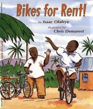 Bikes For Rent by Olayleye, Isaac