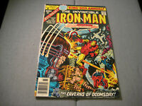 Iron Man King Size Annual #4 (Marvel, 1977)