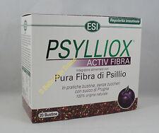 ESI PSYLLIOX Activ fibra 20 bustine regola intestino lassativo psillio prugna