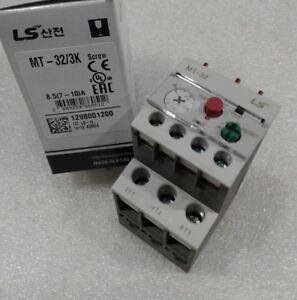 MT-32/3K LS Metasol Thermal Overload Relay 8.5(7-10) A Screw UL NEW