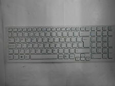 SONY VAIO PCG-71311M GENUINE UK LAYOUT KEYBOARD 012-101A-3172-A 148793411  -291