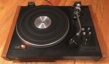 Sansui SR-717 Direct Drive Turntable W/Stylus Cartridge12S FOR PARTS OR REPAIR