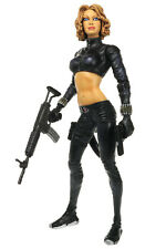 Marvel Select BLACK WIDOW 2 Collector Edition Action Figure Playmates 2002