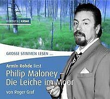 Philip Maloney - Die Leiche im Moor, 1 Audio-CD von Graf, ... | CD | Zustand gut