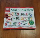 DKGames Math Puzzles Homeschool Practice Skills Addition Subtraction Flash Cards