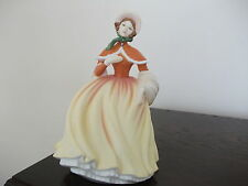 "Royal Doulton Figurine ""Autumn"" HN 5323"