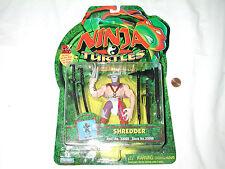 NEW TMNT ERROR Shredder & Elite Guard MISTAKE Ninja Turtles The Next Mutation