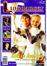 Linedancer Magazine Issue.38 - July 1999