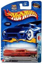 2003 Hot Wheels #140 Pride Rides 2/10 1959 Cadillac gold china base