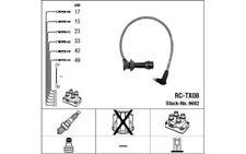NGK Juego de cables encendido TOYOTA SUPRA 9692