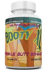 BOOTY XL female Natural Butt Enhancement & Enlargement. Get Sexy Buttocks Pills