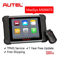 Autel Maxisys MS906TS OE-level Diagnostic Scanner ECU Coding TPMS Programming