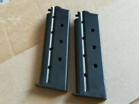 2 Colt 1911 9rd. 38 Super Magazines - Brand New - set of 2 Mags