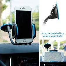 360° Universal Rotating Car Holder Windscreen Mount For Mobile Phone GPS Sat Nav