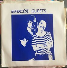 "Silent Guests - Desperate Measures UK 1981 7"" TW Records HIT102"