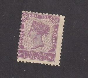 PEI # 8 F-MH 9d VIOLET Q/VICTORIA CAT VALUE $60