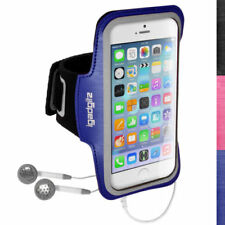 Fascia da braccio Per iPhone 6 con velcro e i controlli accessibili per cellulari e palmari