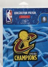 "2016 Cleveland Cavaliers NBA Champions Patch Offical Licensed approx 3""x4"""