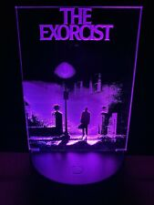Exorcist Light Up Mini Poster By Chainsaw Graphics Myers Jason Leatherface