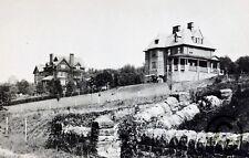 "BETHLEHEM, PA ""Fountain Hill Residences—South"" © 1894 Reprint Vintage Photograph"
