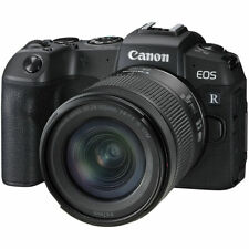Canon EOS RP w/RF 24-105mm F/4-7.1 IS STM Lens *NEW*