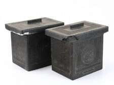 Elkay 5X7 Developing Tanks, Set Of Two With Lids/208950