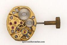 Bulova Señoras Reloj Movimiento Repuestos o reparaciones Zero 117