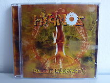 CD ALBUM HYPNOS Rabble manifesto MR114 DEATH METAL