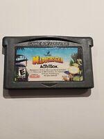 Madagascar  (Nintendo Game Boy Advance, 2005)