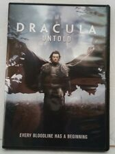 Dracula Untold (Dvd, 2015) Very Good