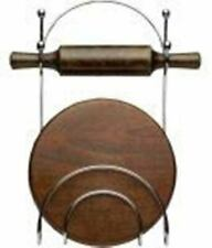 Stainless Steel Stand Wooden chakla belan/roti Maker/chapati Maker & rolling Pin