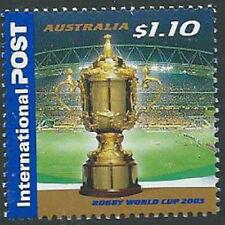 2003 $1.10 Rugby World Cup 'William Webb Ellis Cup' IP Stamp:Muh